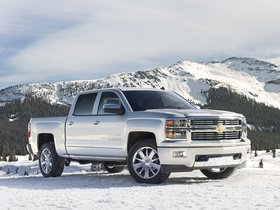 Ver foto 16 de Chevrolet Silverado High Country Crew Cab 2013