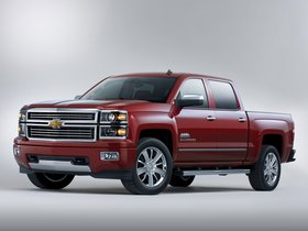Ver foto 15 de Chevrolet Silverado High Country Crew Cab 2013