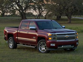 Ver foto 12 de Chevrolet Silverado High Country Crew Cab 2013