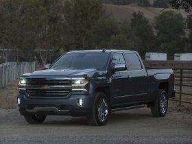 Ver foto 7 de Chevrolet Silverado High Country Crew Cab 2015