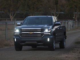 Ver foto 6 de Chevrolet Silverado High Country Crew Cab 2015