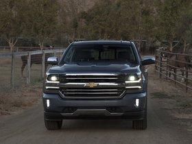 Ver foto 5 de Chevrolet Silverado High Country Crew Cab 2015