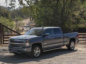 Ver foto 2 de Chevrolet Silverado High Country Crew Cab 2015