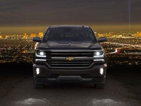 Ver foto 1 de Chevrolet Silverado High Country Crew Cab 2015