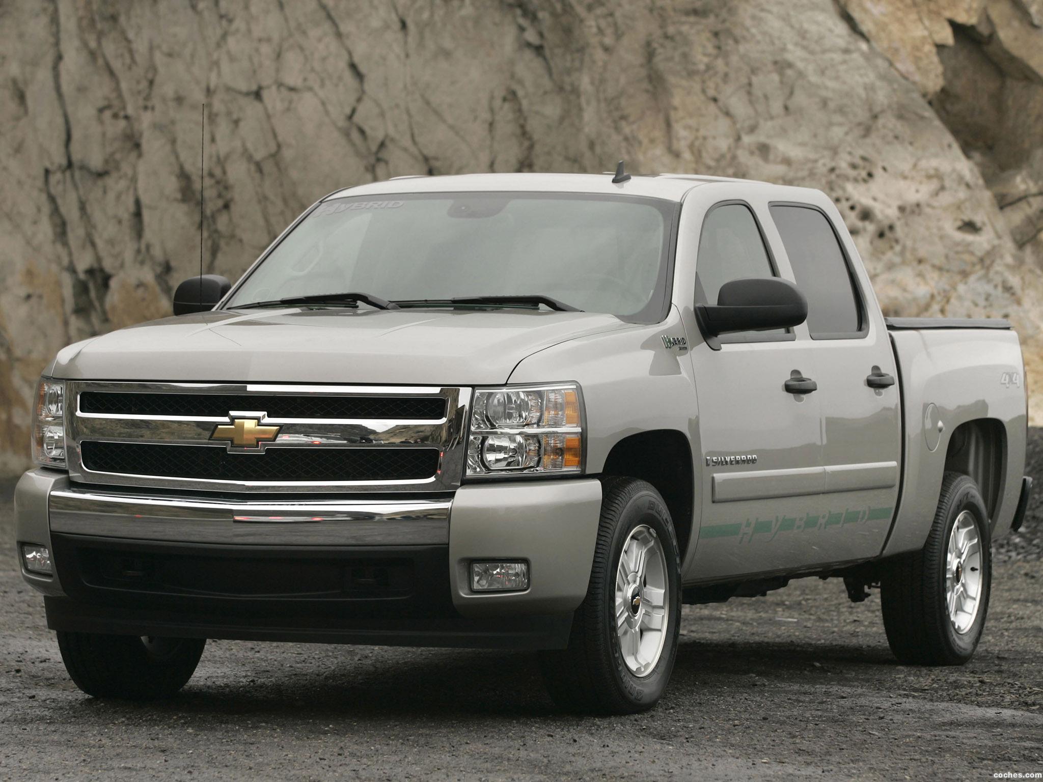 Foto 0 de Chevrolet Silverado Hybrid 2009