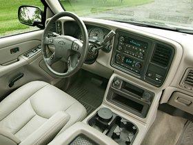 Ver foto 8 de Chevrolet Silverado Hybrid Extended Cab 2004