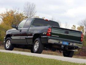 Ver foto 7 de Chevrolet Silverado Hybrid Extended Cab 2004