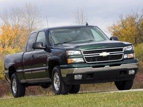 Ver foto 6 de Chevrolet Silverado Hybrid Extended Cab 2004