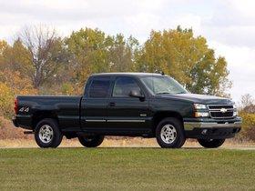 Ver foto 5 de Chevrolet Silverado Hybrid Extended Cab 2004