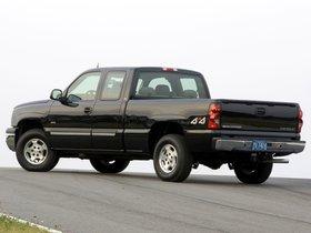 Ver foto 3 de Chevrolet Silverado Hybrid Extended Cab 2004