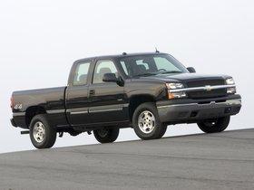 Ver foto 2 de Chevrolet Silverado Hybrid Extended Cab 2004