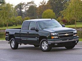 Fotos de Chevrolet Silverado Hybrid Extended Cab 2004