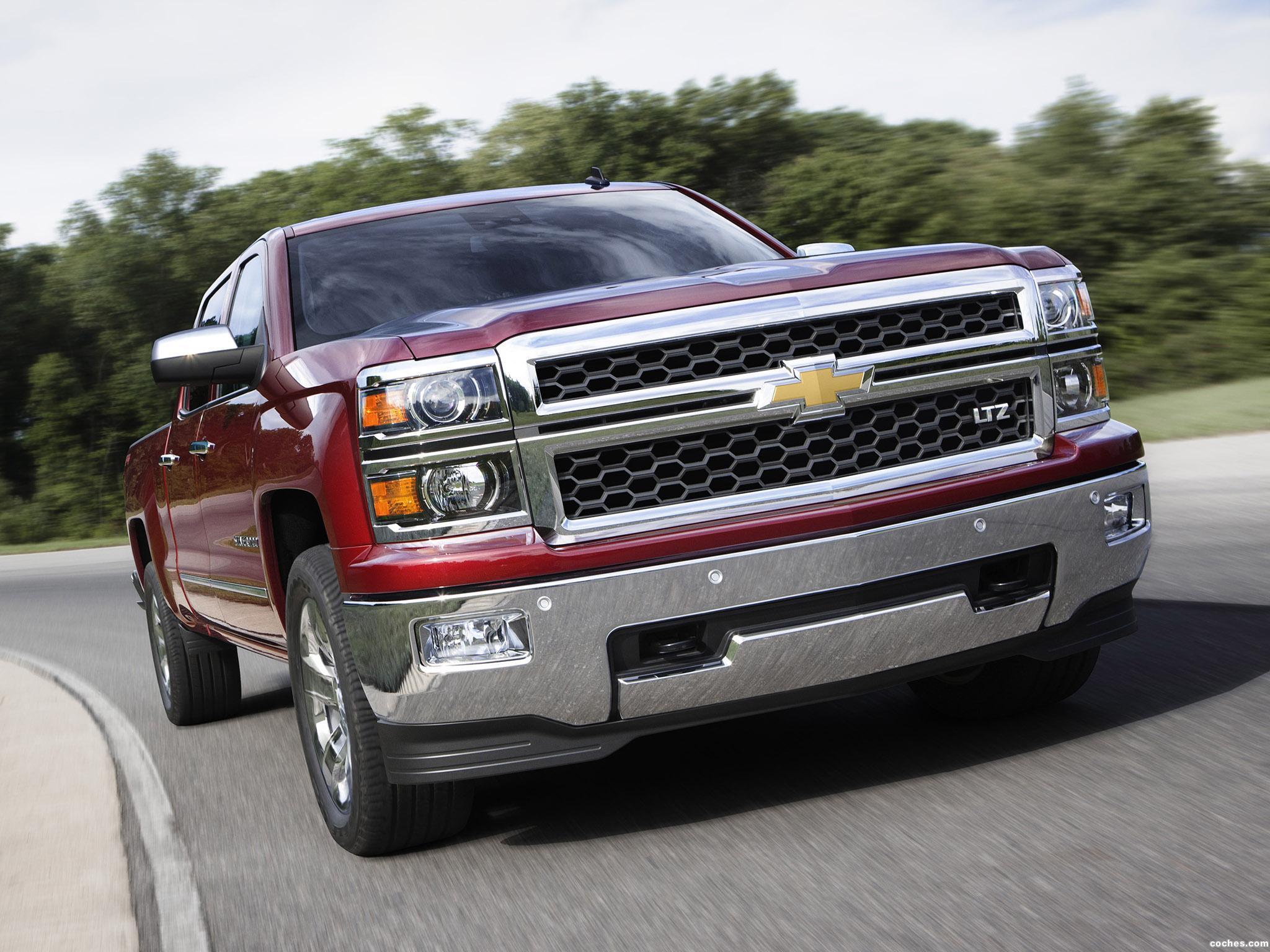 Foto 0 de Chevrolet Silverado LTZ 2012