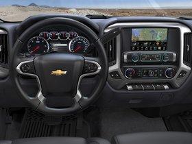 Ver foto 10 de Chevrolet Silverado LTZ 2012