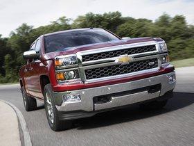 Fotos de Chevrolet Silverado LTZ 2012