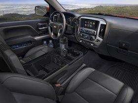 Ver foto 8 de Chevrolet Silverado LTZ 2012