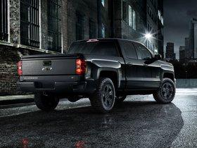 Ver foto 2 de Chevrolet Silverado LT Z71 Midnight Double Cab 2015