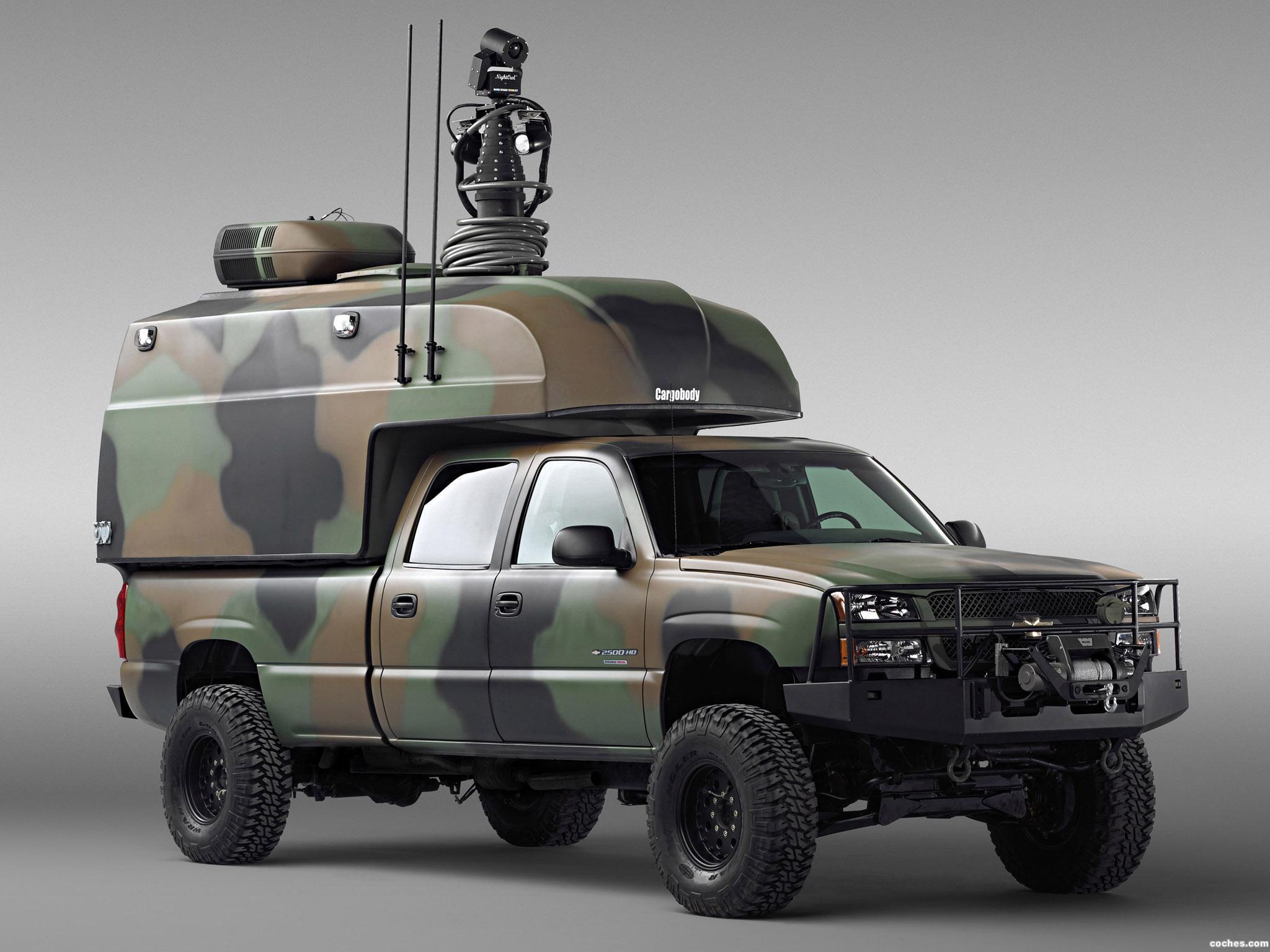 Foto 0 de Chevrolet Silverado Military Vehicle 2013