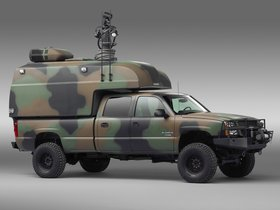 Ver foto 3 de Chevrolet Silverado Military Vehicle 2013