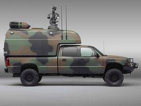 Ver foto 2 de Chevrolet Silverado Military Vehicle 2013