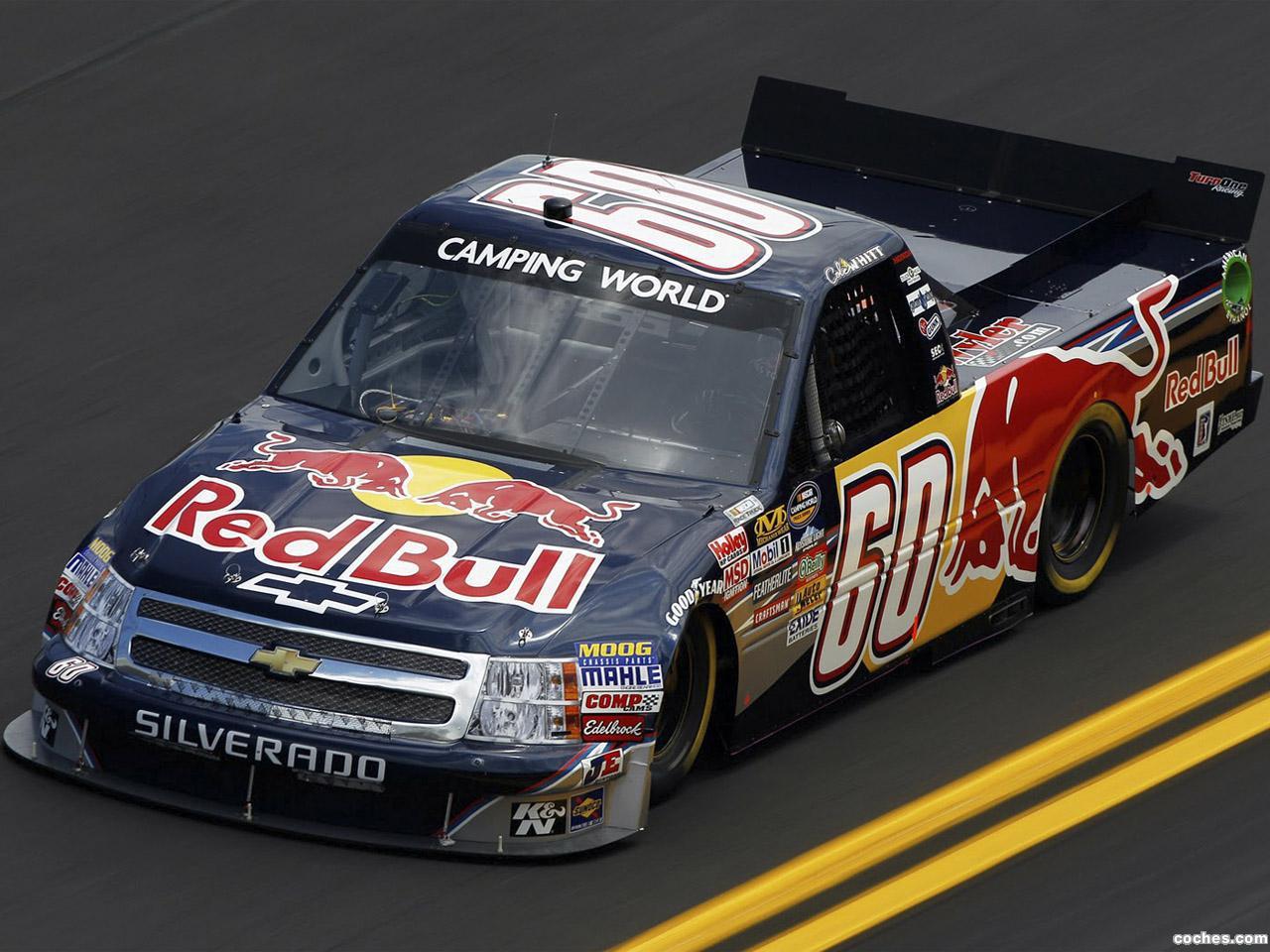 Foto 0 de Chevrolet Silverado NASCAR Camping World Series Tr 2013