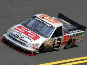 Ver foto 3 de Chevrolet Silverado NASCAR Camping World Series Tr 2013