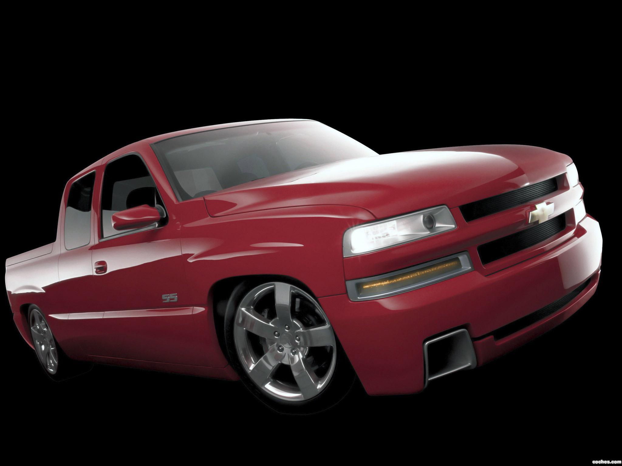 Foto 0 de Chevrolet Silverado SST Concept 2002