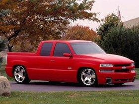 Ver foto 8 de Chevrolet Silverado SST Concept 2002