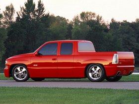 Ver foto 7 de Chevrolet Silverado SST Concept 2002
