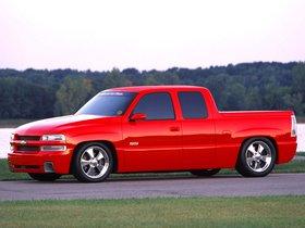 Ver foto 6 de Chevrolet Silverado SST Concept 2002