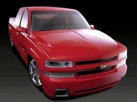 Ver foto 5 de Chevrolet Silverado SST Concept 2002