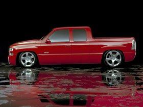 Ver foto 4 de Chevrolet Silverado SST Concept 2002
