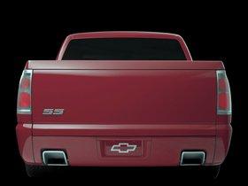 Ver foto 3 de Chevrolet Silverado SST Concept 2002