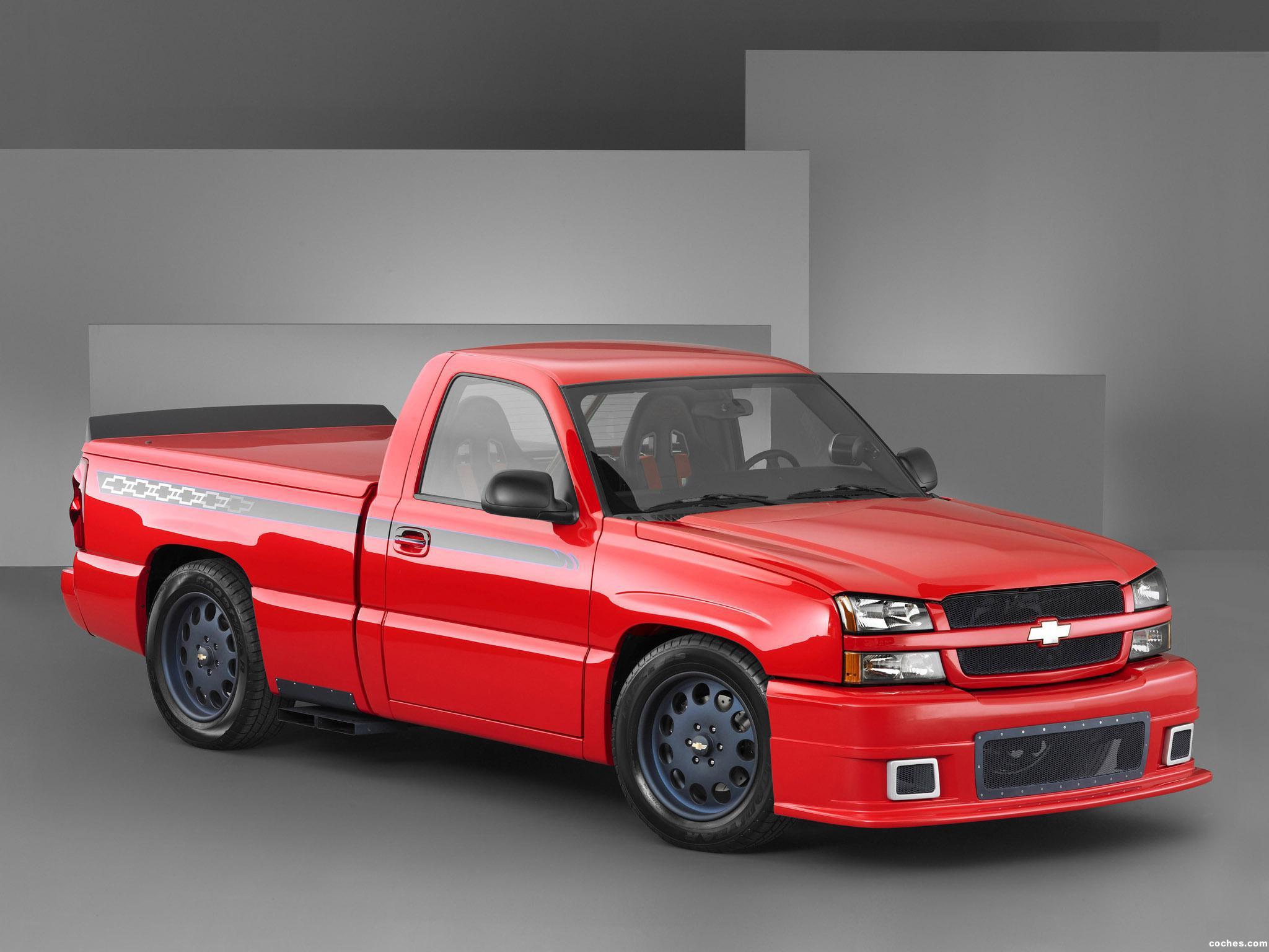 Foto 0 de Chevrolet Silverado Speedway Edition Concept 2004