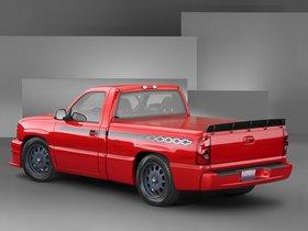 Ver foto 2 de Chevrolet Silverado Speedway Edition Concept 2004