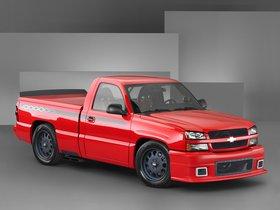 Ver foto 1 de Chevrolet Silverado Speedway Edition Concept 2004