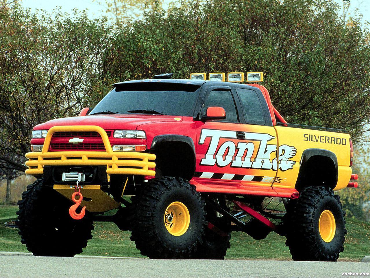 Foto 0 de Chevrolet Silverado Tonka Truck Concept 1998