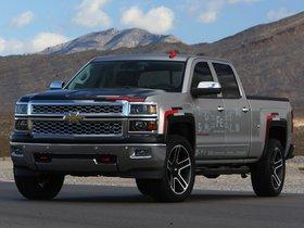 Fotos de Chevrolet Silverado Toughnology Concept GMTK2 2014