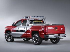 Ver foto 2 de Chevrolet Silverado Volunteer Firefighter Concept 2013