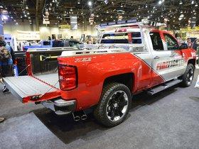 Ver foto 5 de Chevrolet Silverado Volunteer Firefighter Concept 2013
