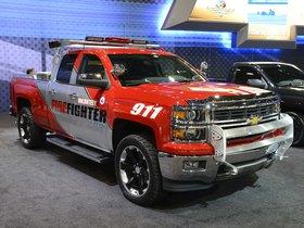 Ver foto 4 de Chevrolet Silverado Volunteer Firefighter Concept 2013