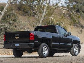 Ver foto 3 de Chevrolet Silverado WT Regular Cab 2015