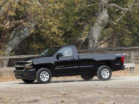 Ver foto 2 de Chevrolet Silverado WT Regular Cab 2015