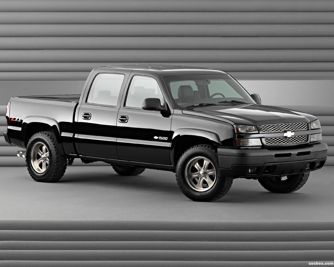 Foto 0 de Chevrolet Silverado Z71 2004