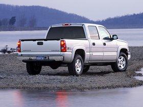 Ver foto 4 de Chevrolet Silverado Z71 Crew Cab 2002