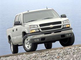 Ver foto 3 de Chevrolet Silverado Z71 Crew Cab 2002