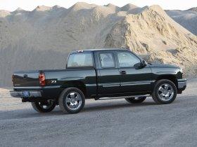 Ver foto 4 de Chevrolet Silverado Z71 Extended Cab 2006
