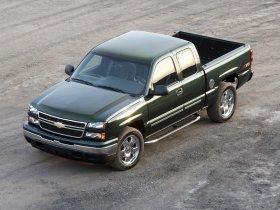 Ver foto 2 de Chevrolet Silverado Z71 Extended Cab 2006