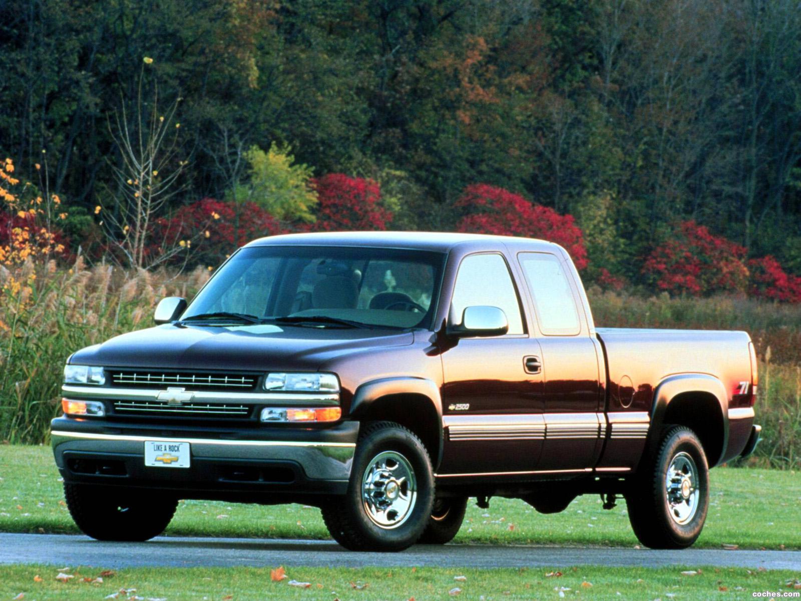 Foto 0 de Chevrolet Silverado Z71 Extended Cab 2002