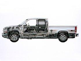 Ver foto 8 de Chevrolet Silverado Z71 Extended Cab 2002